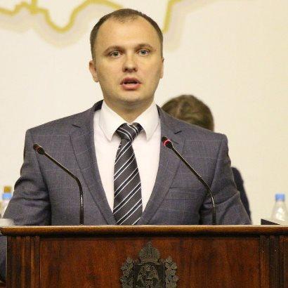 Министр природных ресурсов и ЛПК Архангельской области Александр Ерулик