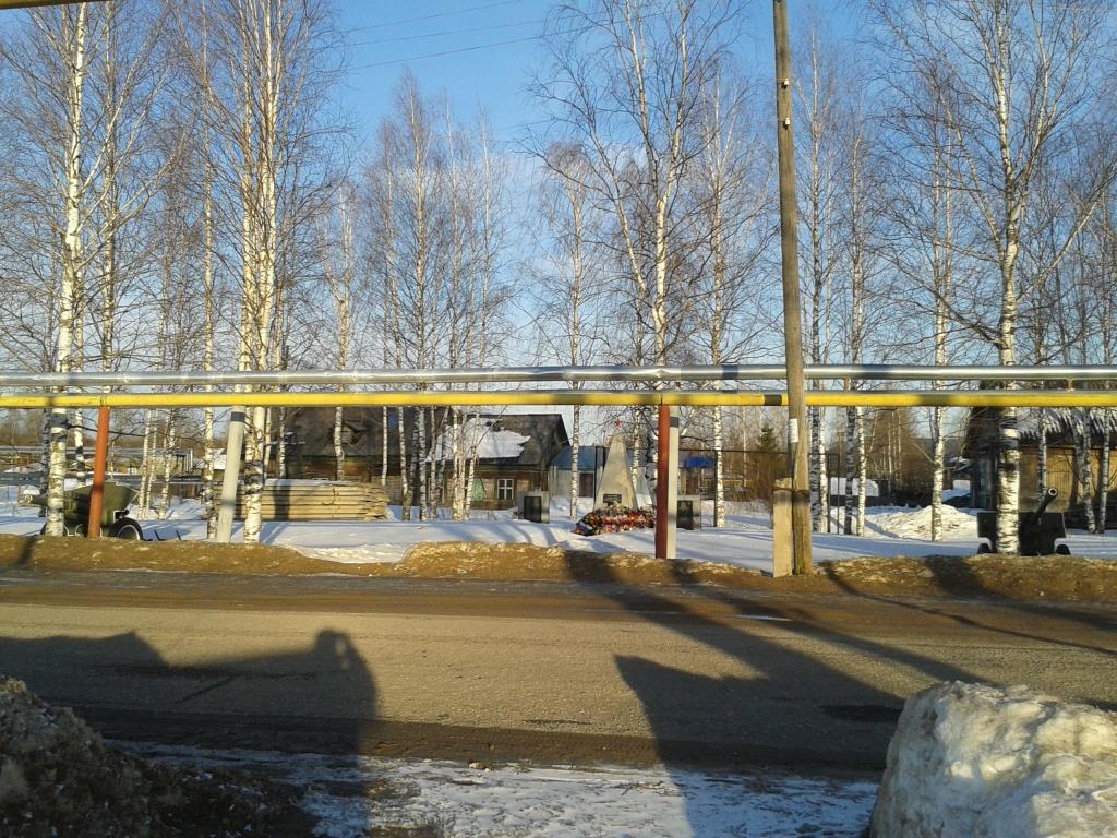 Парк Победы, Обелиск, фото 30.03.2015 г (1)
