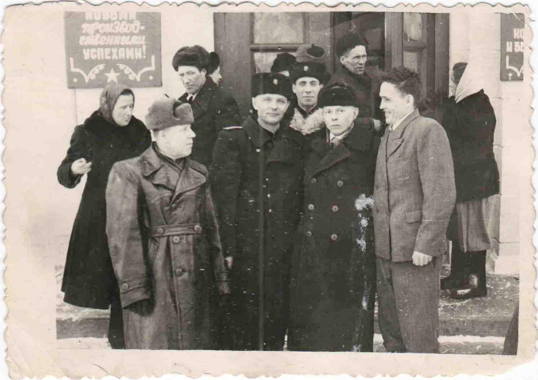 5. Крайний справа Пасынков Н.И.