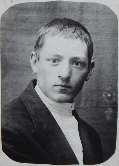 Петр Антонович Абражевич до высылки.