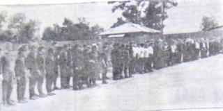 Районная спартакиада писонеров и школьников, 1968, Маяк.