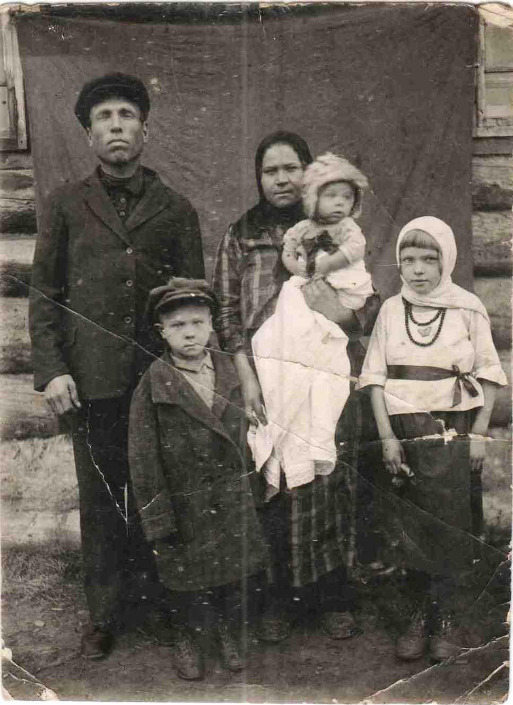 Семья Дымовых, 1930-е
