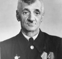 Тоучелов Роман Николаевич, ВОВ